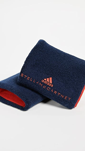 adidas by Stella McCartney Athletic Tennis Wristband