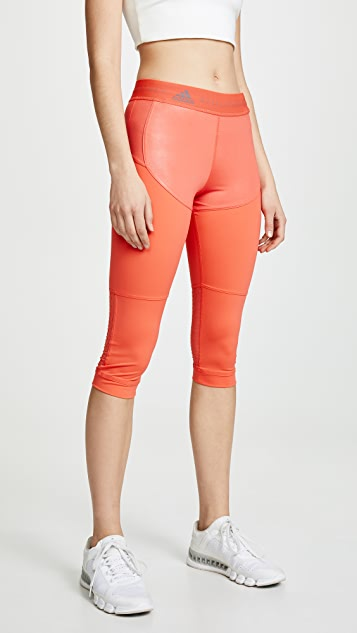 04b4013154ab0 adidas by Stella McCartney Run 3/4 Leggings | SHOPBOP