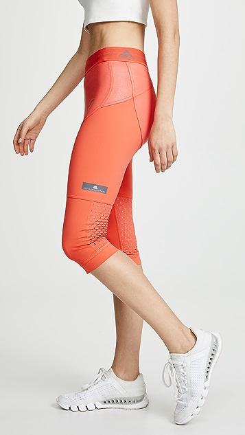 adidas by Stella McCartney Run 3/4 Leggings