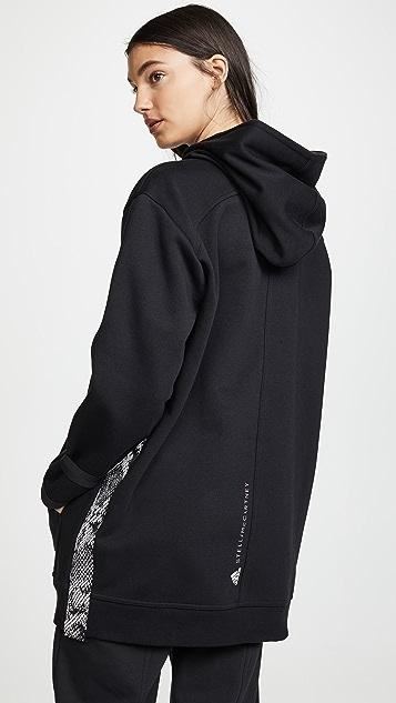 adidas by Stella McCartney Oversized Hoodie