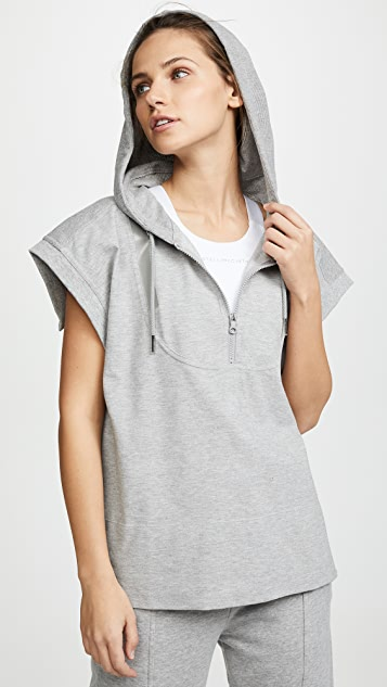 Adidas By Stella Mccartney Hooded Tee
