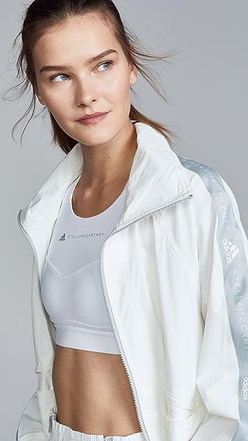adidas by Stella McCartney Perf Tt White Jacket