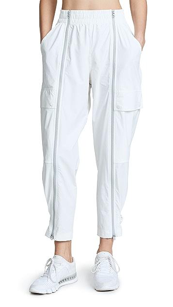 adidas by Stella McCartney Perf White Sweatpants