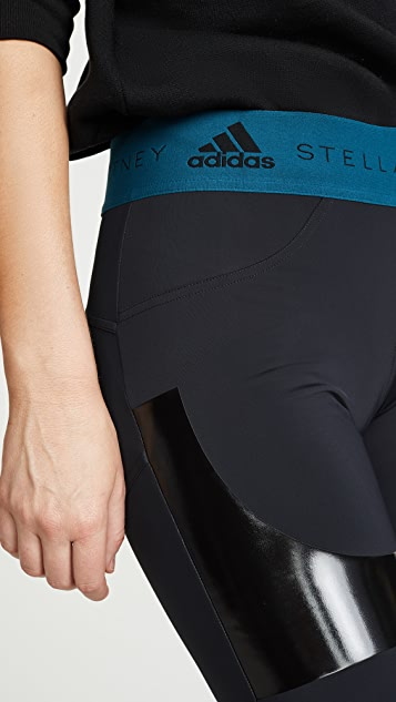 adidas by Stella McCartney Hybrid Shorts