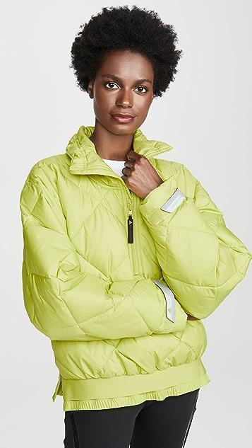 adidas Lightweight Pullover Jacke Gelb | adidas Austria
