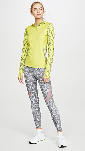 adidas by Stella McCartney Run Long Sleeve Pullover
