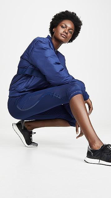 adidas by Stella McCartney Essential 七分紧身裤