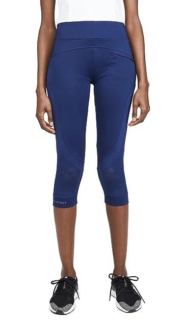 adidas by Stella McCartney Essential 3/4 Legging Tights