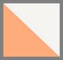 базовый белый/настоящий оранжевый