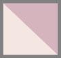 粉色/罂粟红/白色
