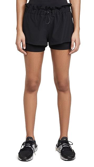 adidas by Stella McCartney HIIT 短裤