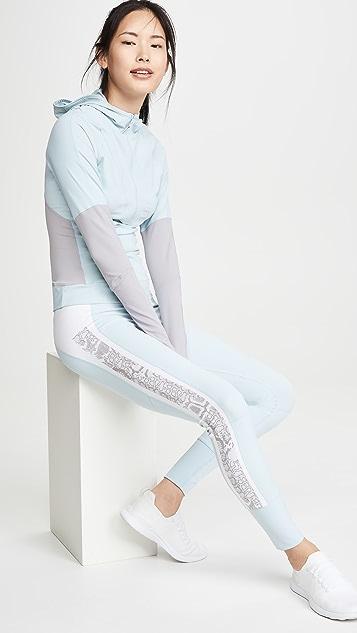 adidas by Stella McCartney Primeblue 连帽上衣