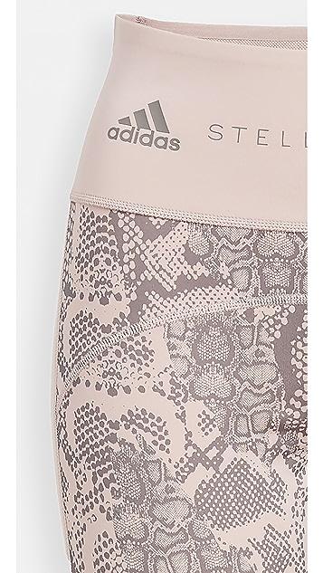 adidas by Stella McCartney Fits+ Primeblue 训练贴腿裤