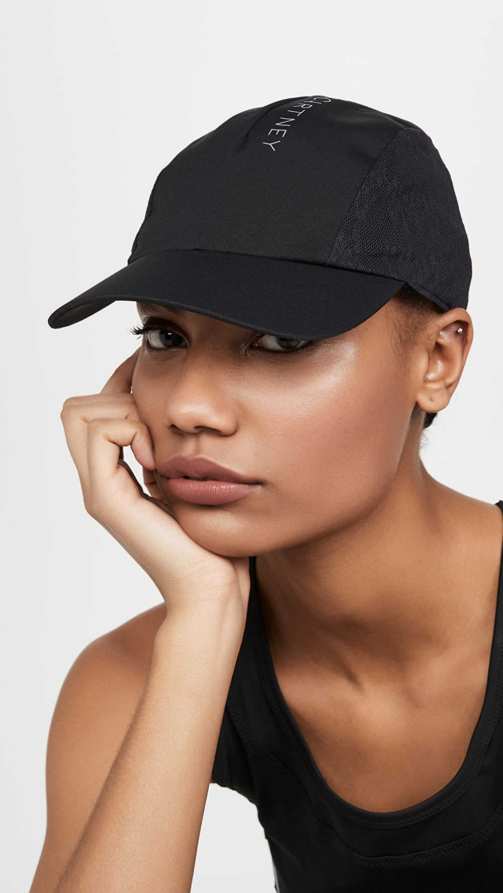 Capable Adidas By Stella Mccartney - Run Cap Snake For Sale