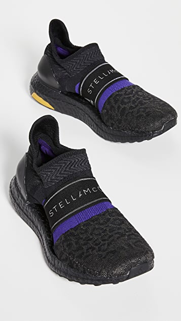 adidas by Stella McCartney Ultraboost X 3.D. 针织运动鞋