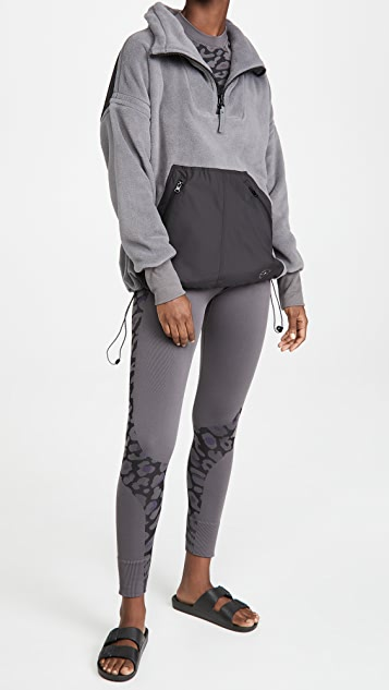 adidas by Stella McCartney 绒毛运动衫