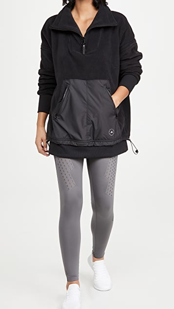 adidas by Stella McCartney Fleece Sweatshirt