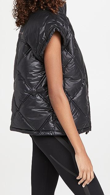 adidas by Stella McCartney Short Puffer Jacket