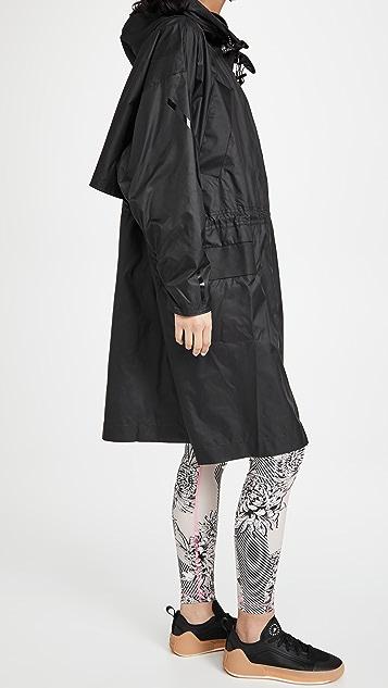 adidas by Stella McCartney W.R. 长款派克大衣