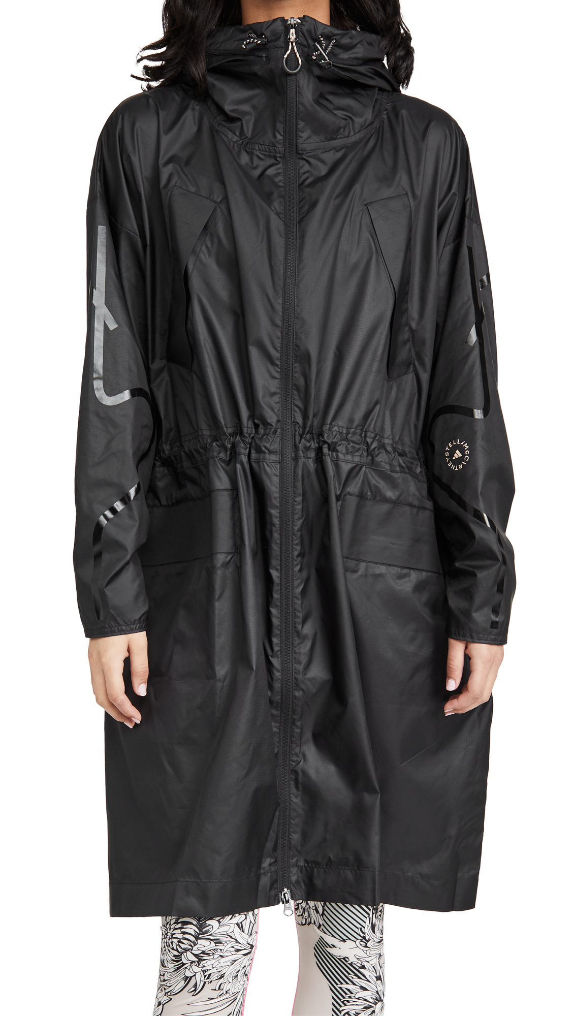 adidas by Stella McCartney Long Parka W.R.