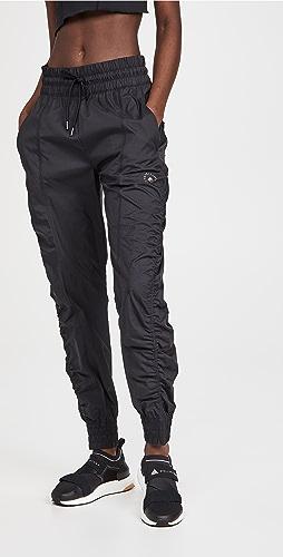 adidas by Stella McCartney - 梭织运动裤