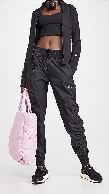 adidas by Stella McCartney 梭织运动裤