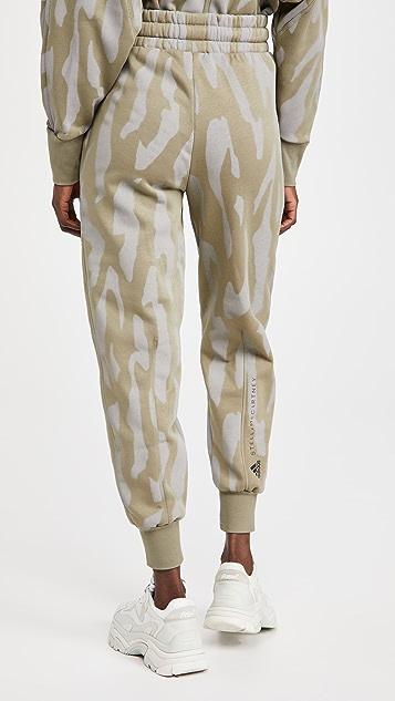 adidas by Stella McCartney ASMC 运动裤