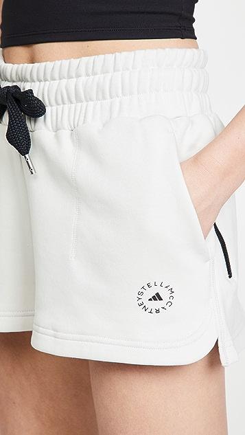 adidas by Stella McCartney Sweat Shorts