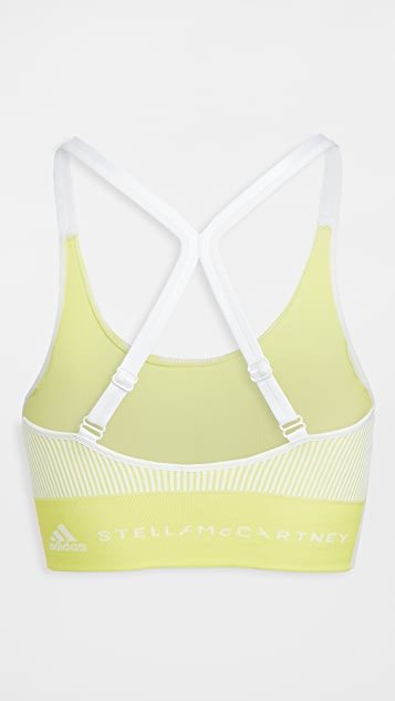 adidas by Stella McCartney ASMC TruePurpose Seamless Sports Bra