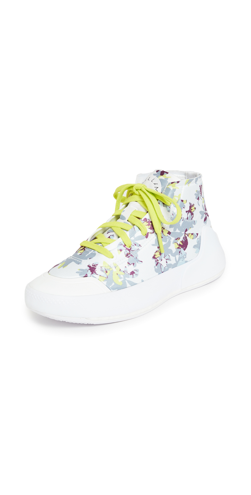 adidas by Stella McCartney Asmc Treino Mid Printed Sneakers