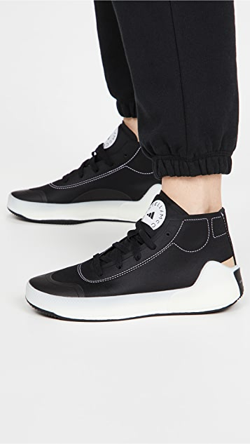 adidas by Stella McCartney Asmc Treino Mid Sneakers