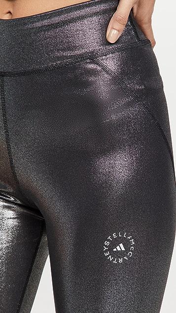 adidas by Stella McCartney ASMC Shine 连裤袜