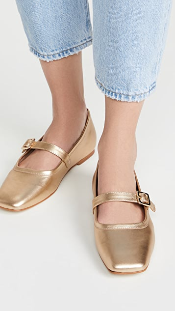 Aster Ballet Flats