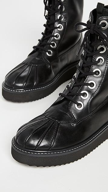 Aster 军旅靴