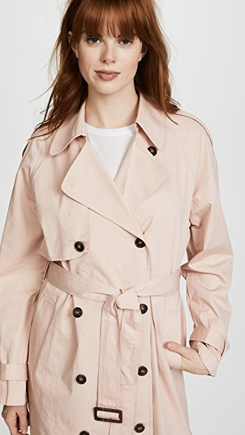 ASTR the Label Wesley Trench Coat