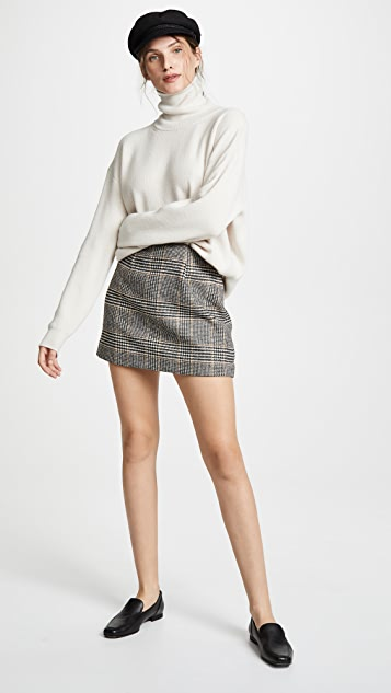 ASTR the Label Raye Skirt