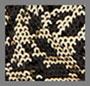 金色豹纹亮片