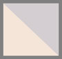 Peach/Grey Floral