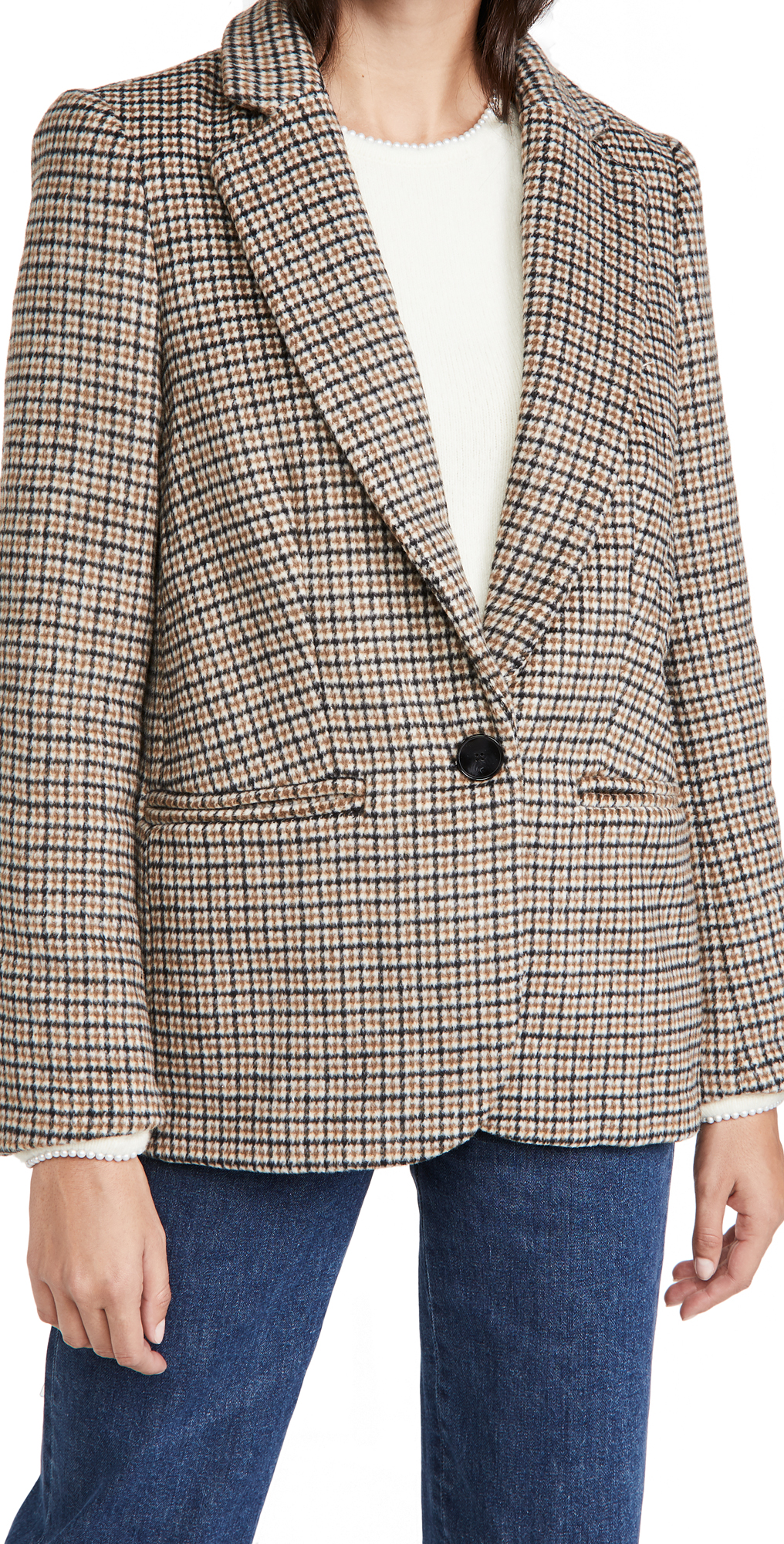 ASTR the Label Harlow Blazer