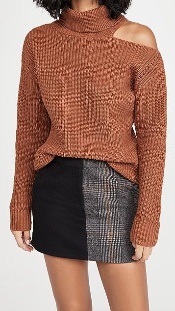 ASTR the Label Sepulveda Sweater