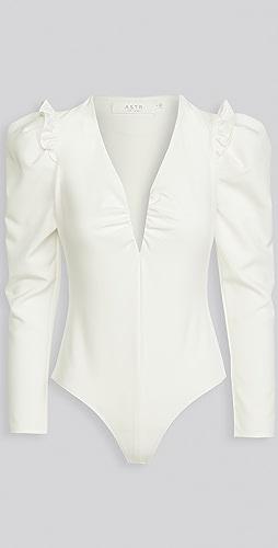 ASTR the Label - Amora Thong Bodysuit