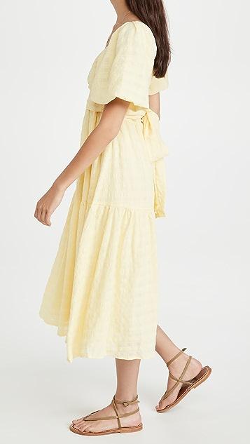 ASTR the Label Sonnet Dress