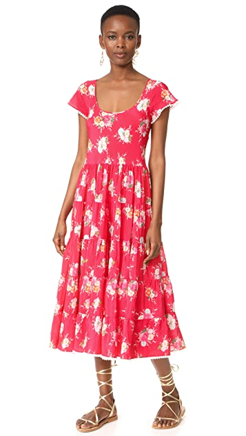 Athena Procopiou Gypsy Soul Romantic Dress