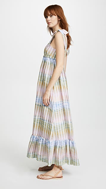 Athena Procopiou Cosmic Dancer Maxi Dress