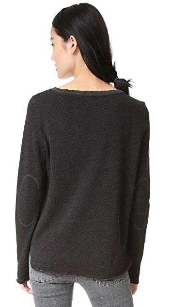 ATM Anthony Thomas Melillo French Terry Sweatshirt
