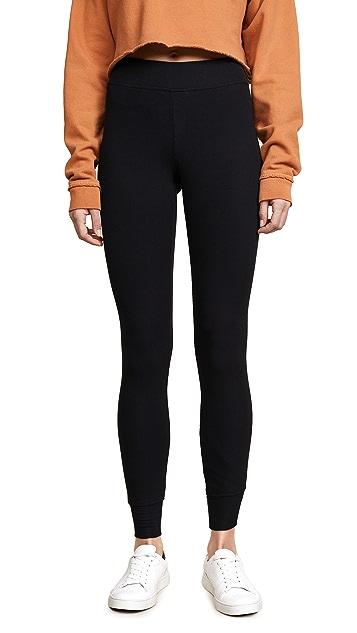 ATM Anthony Thomas Melillo Длинные брюки для йоги из микромодала