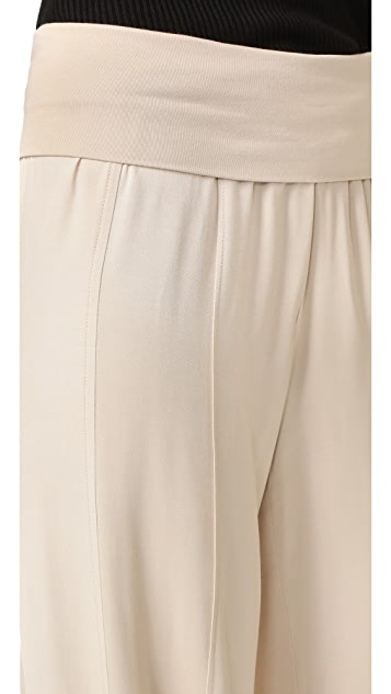 ATM Anthony Thomas Melillo Pull On Palazzo Pants