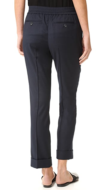 ATM Anthony Thomas Melillo Easy Fit Straight Leg Pants