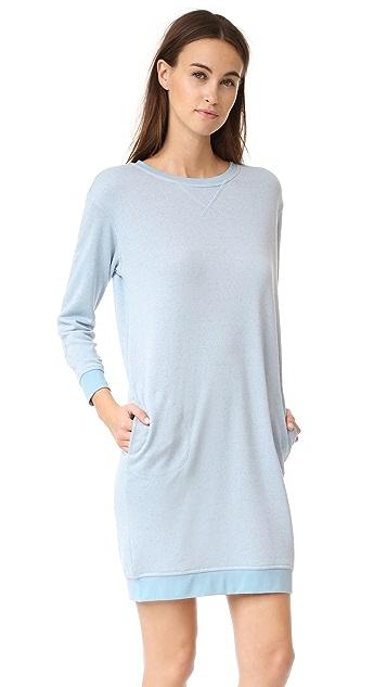 ATM Anthony Thomas Melillo Sweatshirt Dress