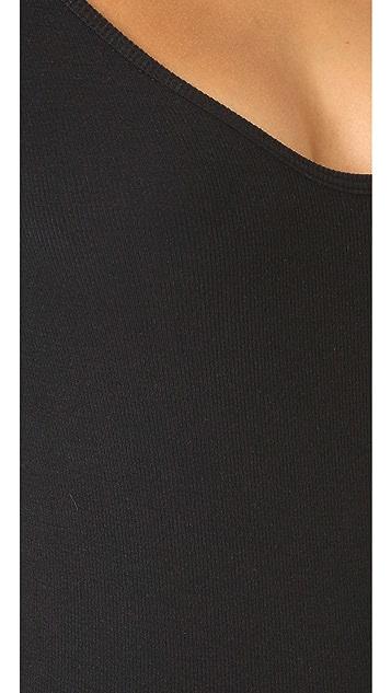 ATM Anthony Thomas Melillo 3/4 Sleeve Bodysuit